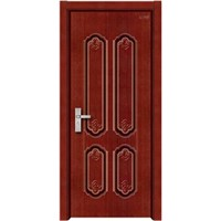 Steel Wooden Door (JKD-1073)
