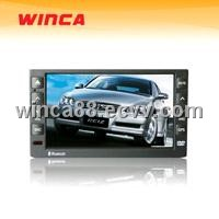 Two Din 6.2 Inch Car DVD (CE-3660)