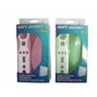 WII double color silicon case