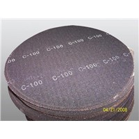 abrasive mesh screen