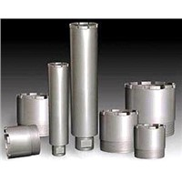 diamond tools/cutting tools: diamond core drilling bits