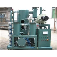 double-stage transformer oil purifier