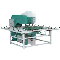 glass drilling machinery