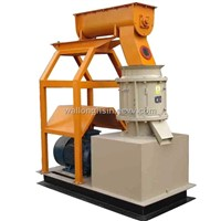 Taper Roller Pellet Machine