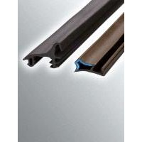 Gaskets for PVC and aluminium door and window frames