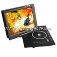 10.4 Inch portable DVD playerS