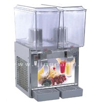 2 Tanks Drink Dispenser Machine