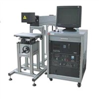 CO2 Oscillating Mirror Laser Marking Machine
