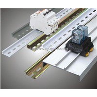 Din rail, Galvanized Metal Din Rail