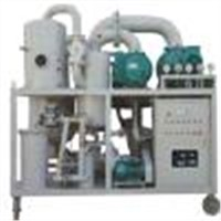 Double-stage Vacuum Oil Purifier,Filter
