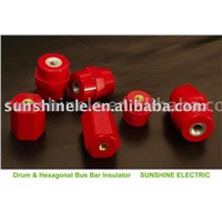 Drum & Hexagonal Bus Bar Insulator, Busbar Insulator