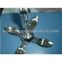 Folding Grapnel Anchor for Boating & Yachting