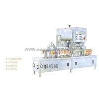 Full Automatic Filling and Capping Machine