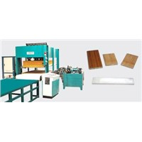 H-F and High-speed Enhanced Floor Gluing Equipment
