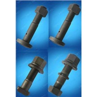Hub (wheel) Bolt and nut---OEM