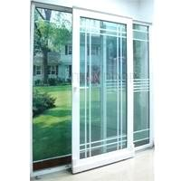 upvc Inward and top sliding door