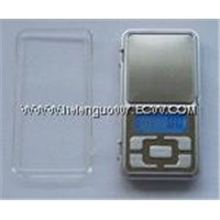 Lante MH 100x0.01g jewelry scale
