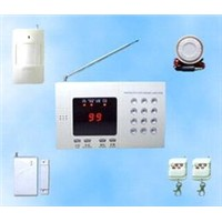 Learning Code 32 Wireless Zones Home Alarm System / Zone Alarm