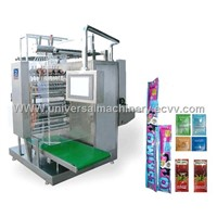 Liquid Packing Machine( DXDO-Y900D Multi-Lane 4 Side Seals )