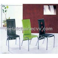 Metal Chair, Chrome Dining Chair, Steel Dining Chairs, Metal Frame Dining Chair, Folding Chair