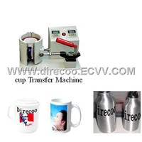 Mugs Transfer Machine