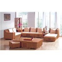 New-space Time Rattan Sofa