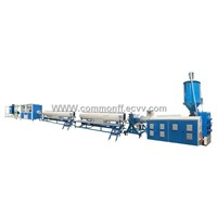 PE Water/Gas Pipe, Drainage Pipe Extrusion Line, PP,ABS Pipe Extrusion Line