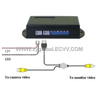 Parking Guide Line box for Car Reverse Camera