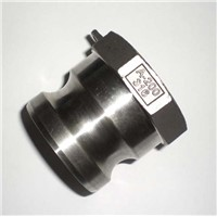 SS316 cam and groove coupling part A