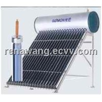 Solar Water Heater-Heat Pipe Vacuum Tube Series