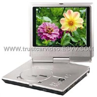 Super Clear Color Portable DVD + TV + USB+SD+ Game