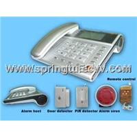 Telephone & Phone Security  Alarm System