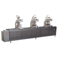 Three Head Welder for PVC window&door
