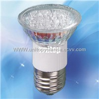 UT-E27 JDR LED spotlight or lamp