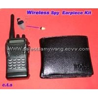 Wireless Spy Secret Service Earpiece