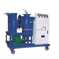 XL-JF series coalescence-separation with vacuum automatic filter