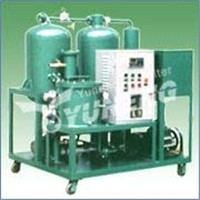 Yuneng ZJC-R Series Vacuum Oil Purifier special for Lubricating Oil