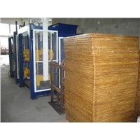 bamboo pallets/boards for block machine