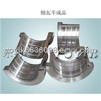 bearing liner of steam turbine