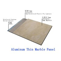 composite panel(Aluminum backed stone panel)