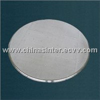 Dry Disc Filter Plate