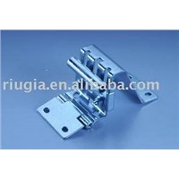 garage door adjustable hinge