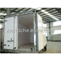 insulated carriage,cargo box