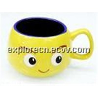 popo cartoon cup