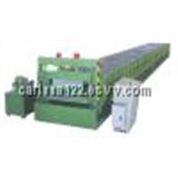 roll forming machine for composite decking