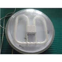 Round Waterproof Fluorescent Lamp (T6)