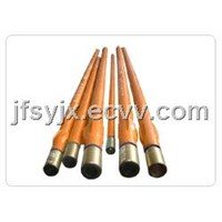 screw rod drilling tool