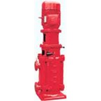 Single-Stage Vertical Fire Water Pump