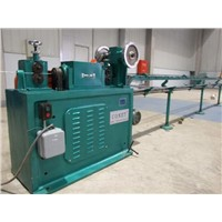 wire cut and straighten machine