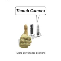 Thumb Camera with Smallest DVR